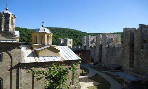 Zdjęcie SERBIA / Cuprija / Manasija / Cerkiew Św. Trójcy