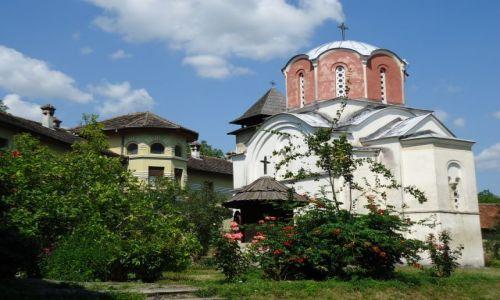 SERBIA / Raszka / Studenica / Królewska cerkiew