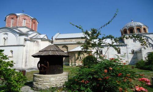 Zdjęcie SERBIA / Raszka / Studenica / Studenica