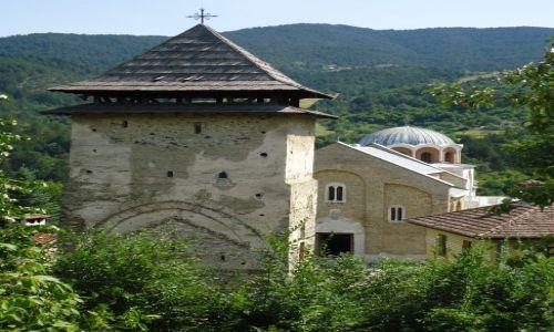 Zdjęcie SERBIA / Raszka / Studenica / Panorama