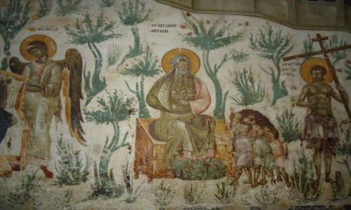 Zdjęcie SERBIA / Kosowo / Gracanica / Gracanica - freski (2)