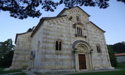 Zdjęcie SERBIA / Kosowo / Vysoki Decani / Prawie jak we Włoszech