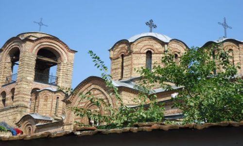 SERBIA / Kosowo / Prizren / Kosowska cerkiew