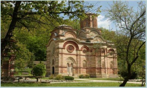 Zdjecie SERBIA / Centralna Serbia / Kalenic / Monastyr Kalenic