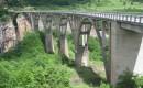 Zdjęcie CZARNOGÓRA / - / Serbia / Most   Rzeka Tara