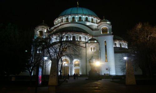 Zdjecie SERBIA / P�nocna Serbia / Belgrad / Belgrad noc�