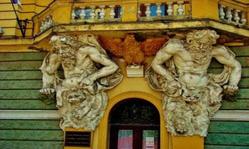 SERBIA / Vojvodina / Subotica / Subotica-Biblioteka Miejska