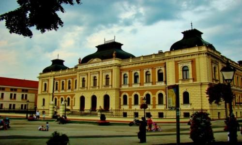 Zdjęcie SERBIA / Vojvodina / Sremski Karlovci / Sremski Karlovci-seminarium św.Arsenija Sremaca