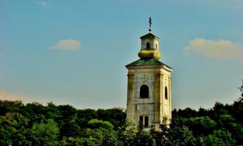 Zdjęcie SERBIA / Fruska Gora / Velika Remeta / Dzwonnica klasztoru Velika Remeta