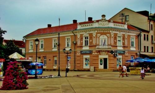 Zdjęcie SERBIA / Borski / Negotin / Negotin-apteka w zabytkowej kamienicy