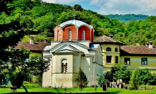 Zdjęcie SERBIA / Brezova / Studenica / Studenica-cerkiew królewska z 1314 roku