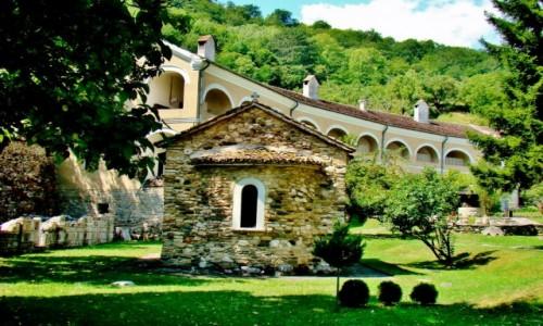 Zdjęcie SERBIA / Brezova / Studenica / Studenica-cerkiew św.Mikołaja z 1240 roku
