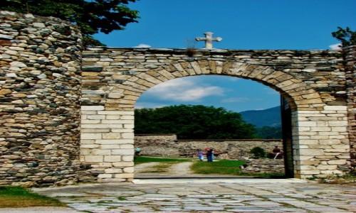 Zdjęcie SERBIA / Brezova / Studenica / Studenica-brama wschodnia