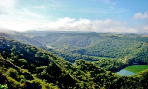 Zdjęcie SERBIA / płd.-zach.Serbia / Sjenica / Kanion rzeki Uvac