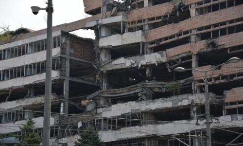 Zdjecie SERBIA / Belgrad / centrum miasta / ku pamięci i przestrodze...