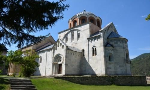 Zdjecie SERBIA / Serbia / Studenica / Monastyr Studenica