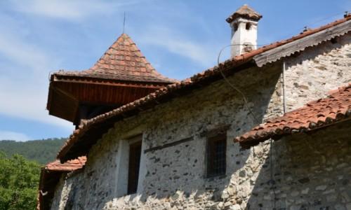 Zdjecie SERBIA / Kraljevo / Studenica / najstarszy i najbogatszy klasztor w Serbii
