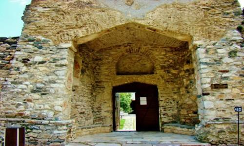 Zdjęcie SERBIA / Brezova,Raska / Studenica / Studenica-brama zachodnia