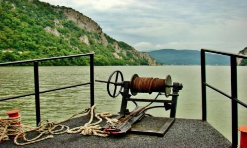 Zdjęcie SERBIA / Djerdap / Dunaj / Przełom Dunaju-Żelazne Wrota