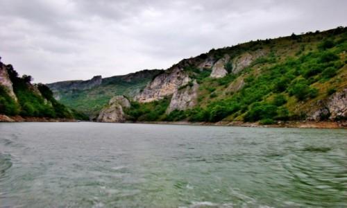 SERBIA / płd.-zach.Serbia / Sjenica / Kanion rzeki Uvac