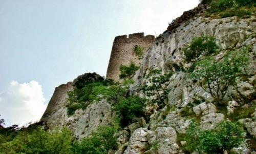 Zdjęcie SERBIA / Branicevski / Golubac / Golubac-twierdza z XIV wieku
