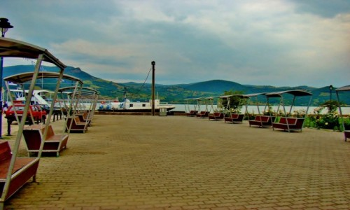 Zdjęcie SERBIA / Borski,Park Narodowy Djerdap / Donji Milanovac / Donji Milanovac-nad Dunajem