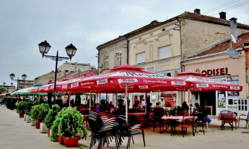 Zdjęcie SERBIA / Borski / Negotin / Negotin-plac Stanojevica