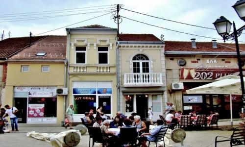 Zdjecie SERBIA / Borski / Negotin / Negotin-plac Stanojevica