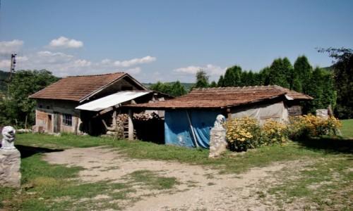 SERBIA / zach.Serbia,Zlatibor / Zlakusa / Zlakusa-etno park Terzica Avlija