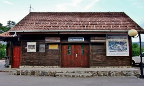 Zdjęcie SERBIA / zach.Serbia / Mokra Gora / Posterunek policji