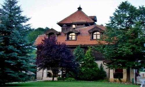Zdjęcie SERBIA / zach.Serbia / Mokra Gora / Hotel