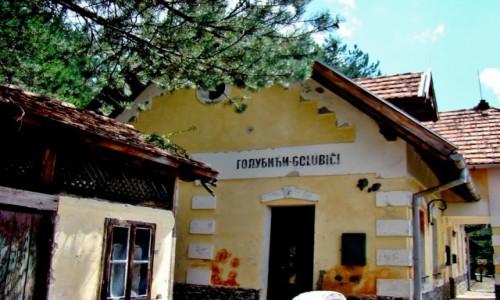 Zdjecie SERBIA / zach.Serbia / Mokra Gora / Sarganska Osmica-stacja Golubici