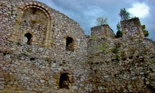 Zdjecie SERBIA / Gornja Resava / Despotovac,Manasija / Kompleks klasztorny Manasija