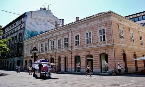 Zdjecie SERBIA / - / Belgrad / Belgrad-deptak Kneza Mihaila