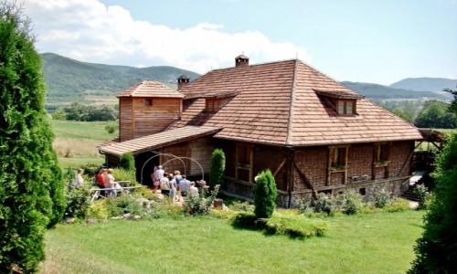 SERBIA / płd.-zach.Serbia / okręg raski / Karczma na drodze Studenica-Novi Pazar