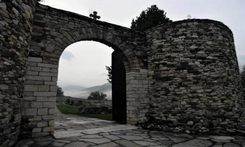 Zdjęcie SERBIA / południe Serbii / Studenica / Klasztor Studenica