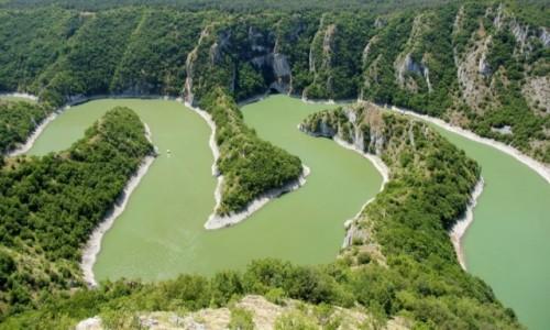 Zdjęcie SERBIA / płd.-zach. Serbia / Muhovići / Kanion rzeki Uvac