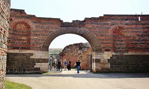 Zdjęcie SERBIA / Zajecar / Gamizgrad / Felix Romuliana-kompleks pałaców i świątyń zbudowany przez cesarza Galeriusza w III i IV wieku