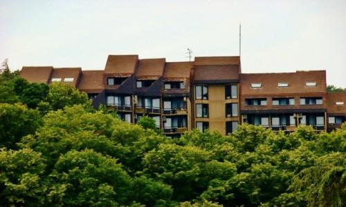 Zdjęcie SERBIA / Borski,Park Narodowy Djerdap / Donji Milanovac / Hotel Lepenski Vir