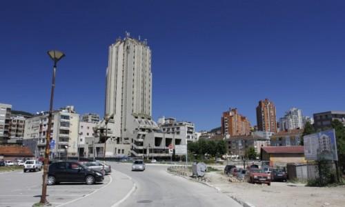 Zdjecie SERBIA / Serbia Centralna / Użice / Użice, hotel - rakieta kosmiczna