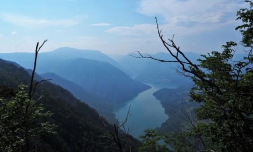 Zdjęcie SERBIA / Park Narodowy Tara / Banjska Stena / kanion Driny...