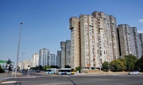 Zdjecie SERBIA / - / Belgrad / Belgradzkie blokowiska