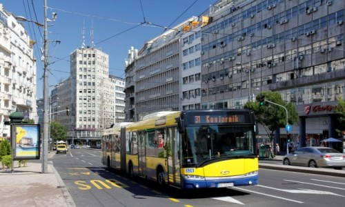 Zdjecie SERBIA / - / Belgrad / Śródmieście Belgradu