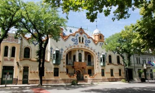 Zdjecie SERBIA / Wojwodina / Subotica / Pałac Rajhla