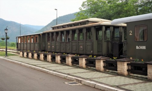 SERBIA / Zlatibor / Mokra Gora / Sarganska Osmica...