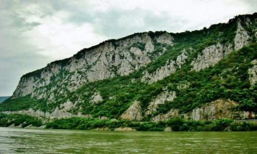 Zdjecie SERBIA / Djerdap / Dunaj / Przełom Dunaju