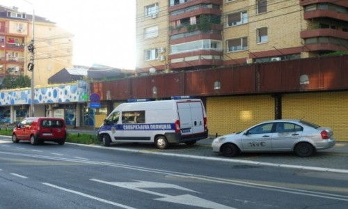 Zdjecie SERBIA / - / Nisz / Serbia . Nisz   , miasto nawiedzone ?