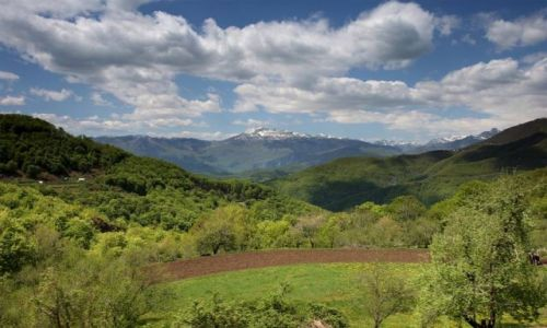 Zdjecie SERBIA / brak / Valjevo / Krajobraz Serbii