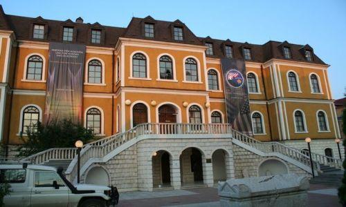 SERBIA / Kosowo / Prisztina / Muzeum