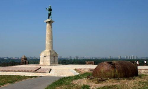SERBIA / - / Belgrad / Bunkier twierdzy Kalemegdan